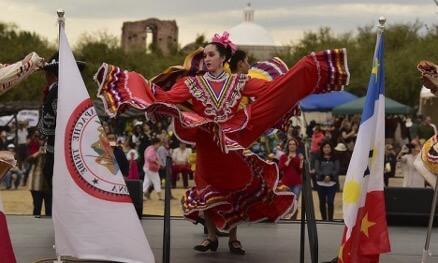 Hispanic Latino Heritage Celebration